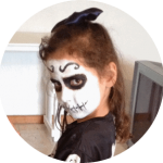 SkeletonCatrina 150x150 Halloween vs Day of the Dead