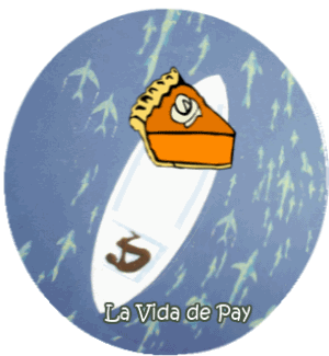 La Vida de Pay Día del Pay de Calabaza, mi día festivo favorito