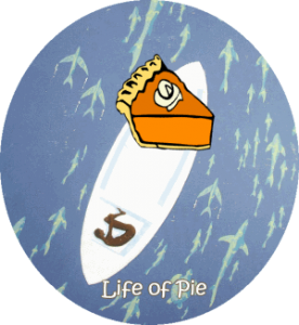 Life of Pie 276x300 My favorite holiday: Pumpkin Pie Day