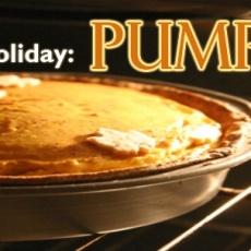 My favorite holiday: Pumpkin Pie Day