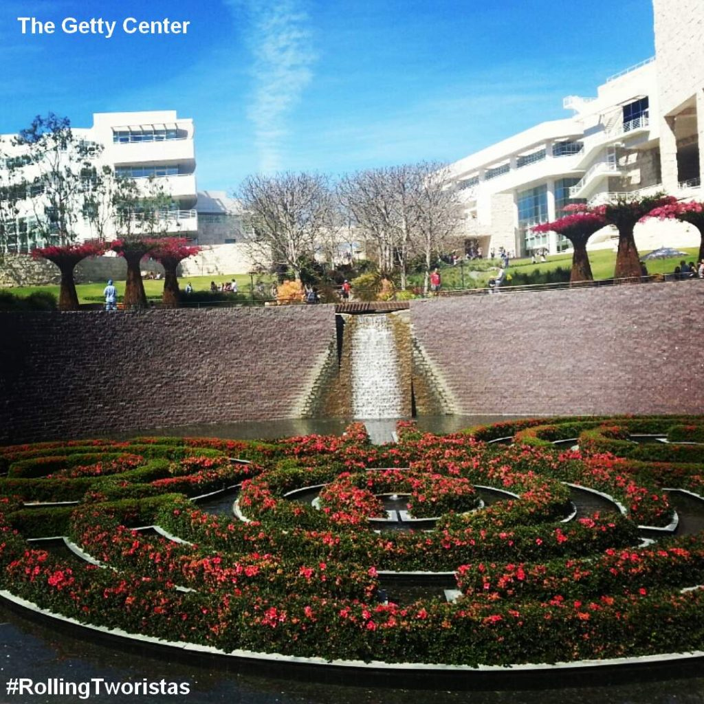 Getty Museum Gardens Rolling Tworistas 1024x1024 Guide to the SoCal Museums Free For All Program