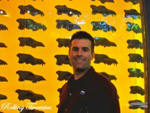 Rolling Tworistas Justin Regis at the La Brea Tar Pits 01 1 300x226 Guide to the SoCal Museums Free For All Program